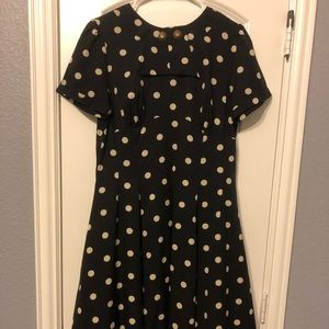 Hell Bunny Polka Dot Dress